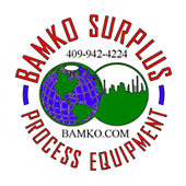 BAMKO SURPLUS PROCESS EQUIPMENT
